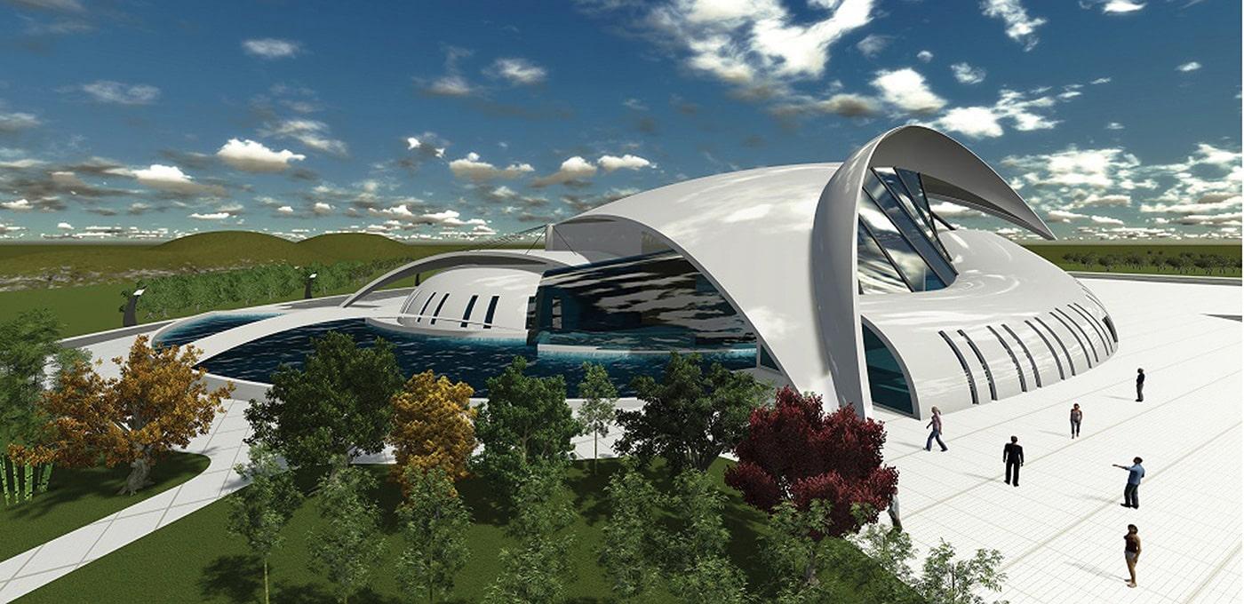 SH-İnşaat-ikonium-kongre-kültür-merkezi-yarışma-projesi